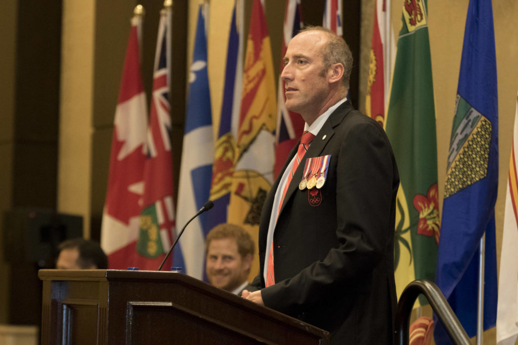 Invictus Games bid seeks early funding from across Greater Victoria
