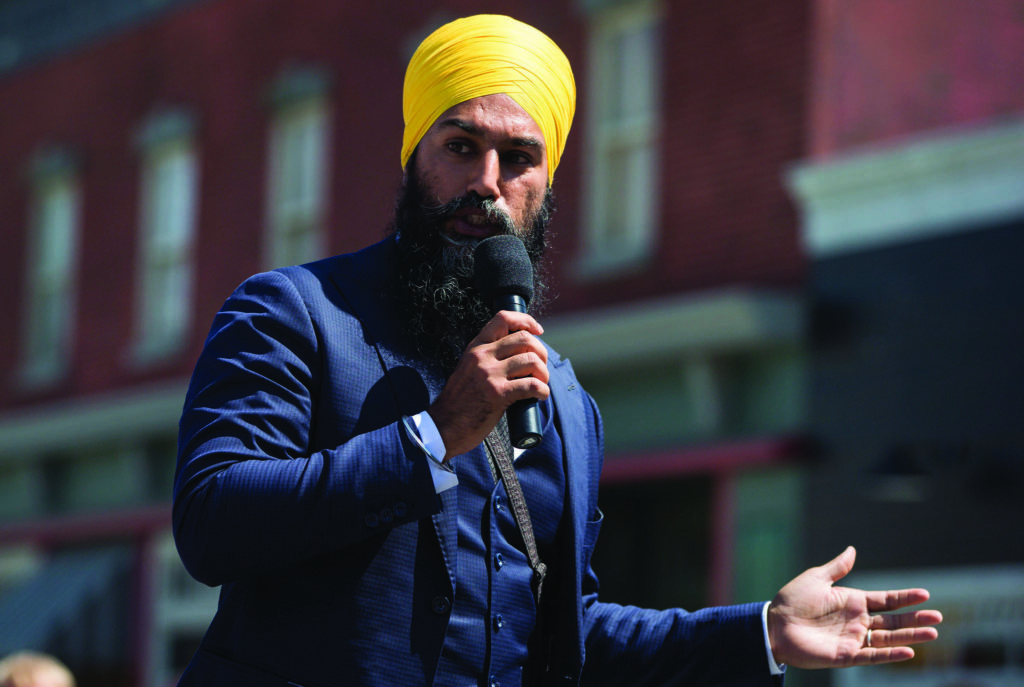 NDP Leader Jagmeet Singh calls for public inquiry over SNC-Lavalin questions