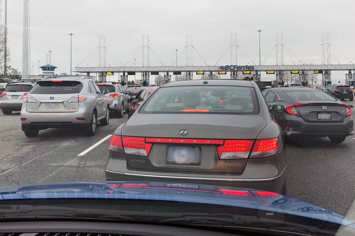 Travel disruption ahead for B.C. Day long weekend