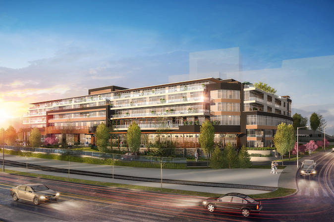 Suites at 65-plus development in Vic West soon up for grabs to public