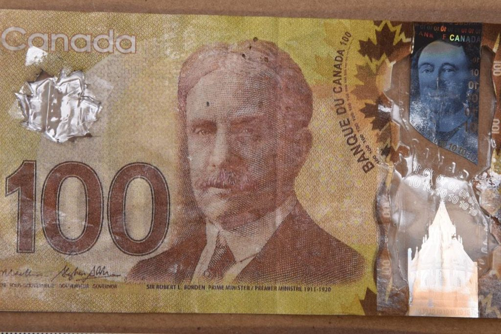 Saanich Police warn of counterfeit money being used