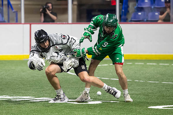 Junior Shamrocks fall to Northmen in 2019 Minto Cup
