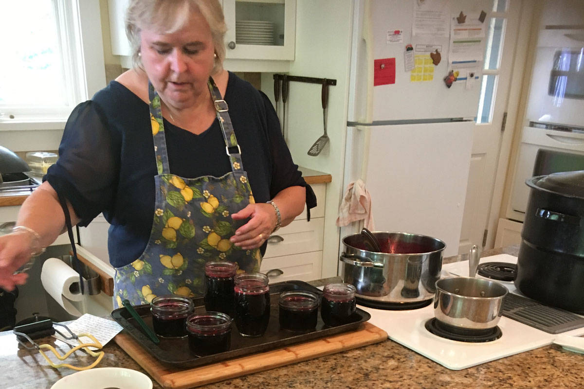 Greater Victoria Woman Sells Jam At Cancer Walk To Preserve Friend S Memory Saanich News