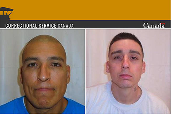 William Head escapees scheduled to appear in court later this month