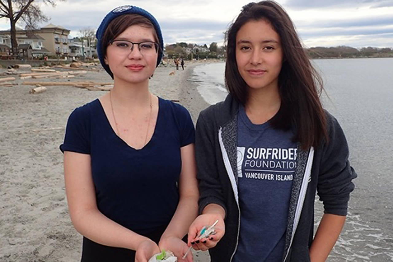Victoria students, climate activists urge province for protection beyond a plastic bag ban