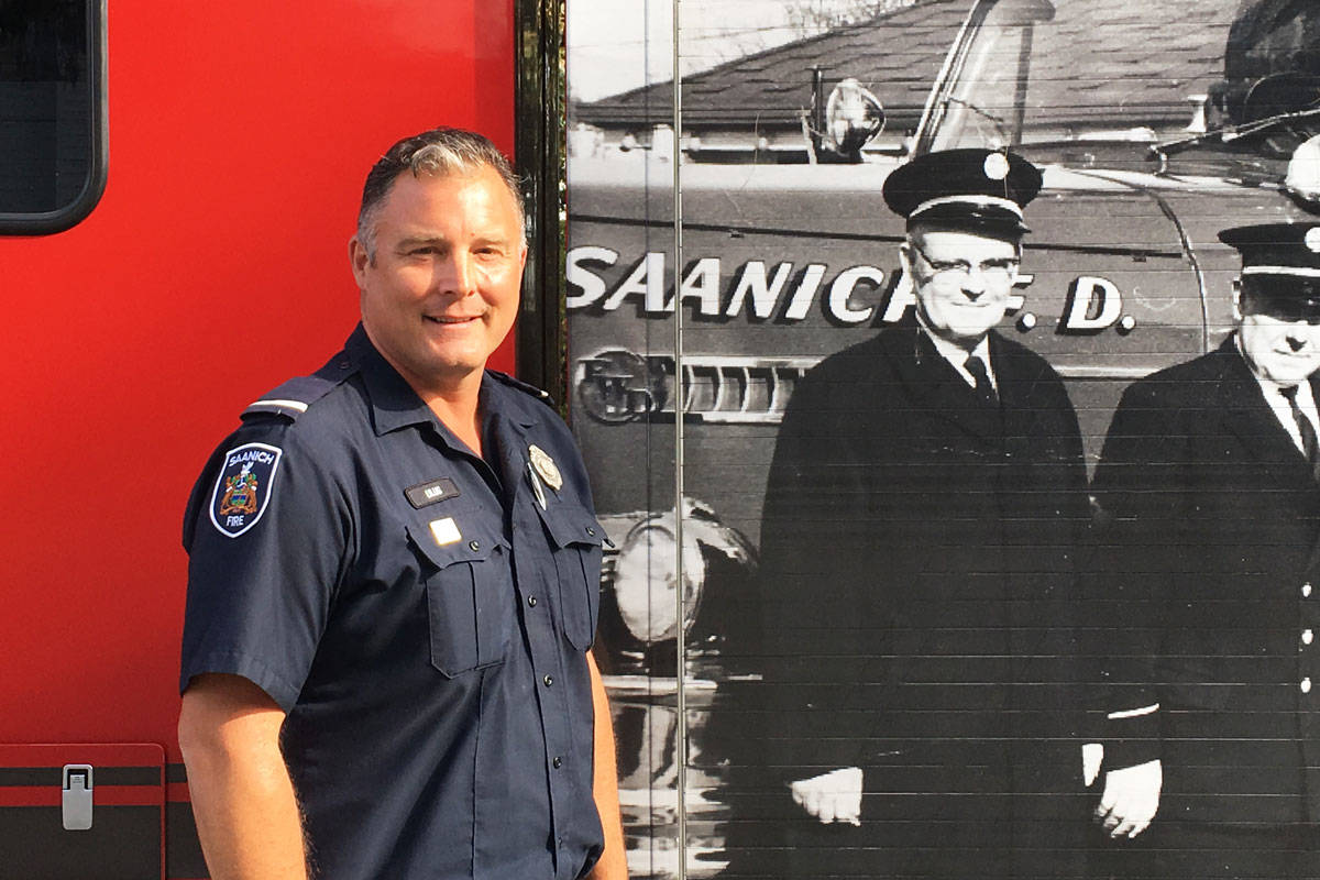 Ask a Saanich firefighter: Escape plans, fireworks and more