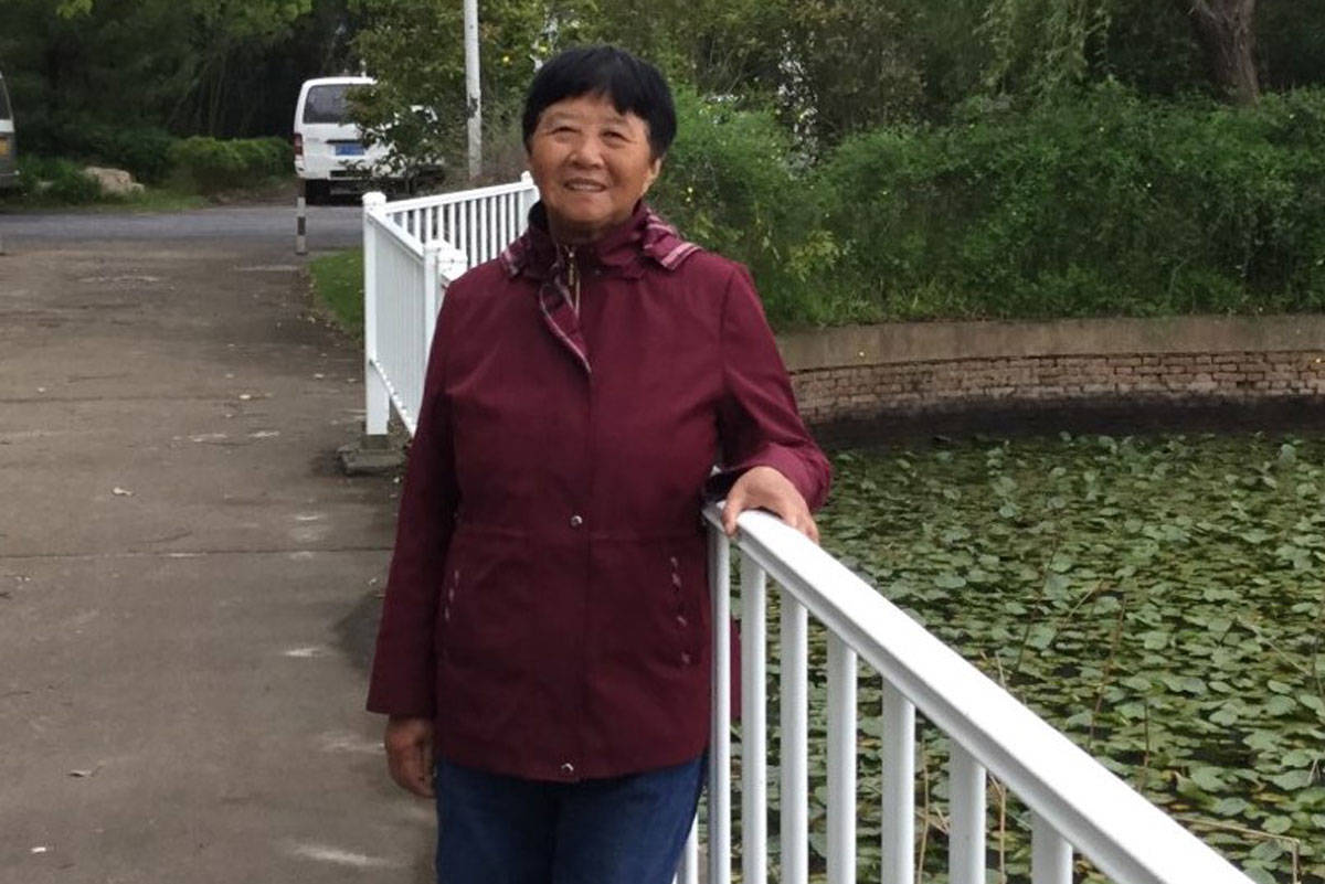 Saanich police ask for public's help locating a missing 75-year-old woman