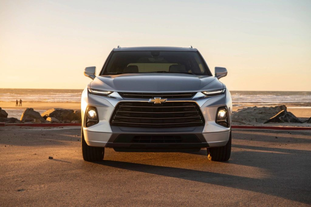 2019 Chevrolet Blazer is an exciting SUV