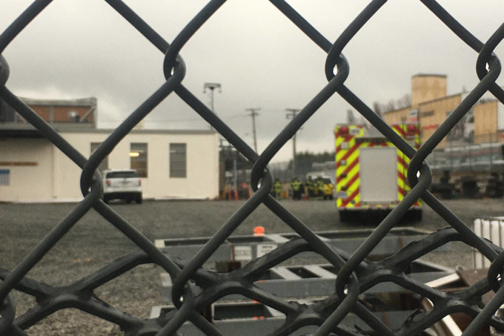 Fire at BC Hydro substation extinguished quickly - Saanich News