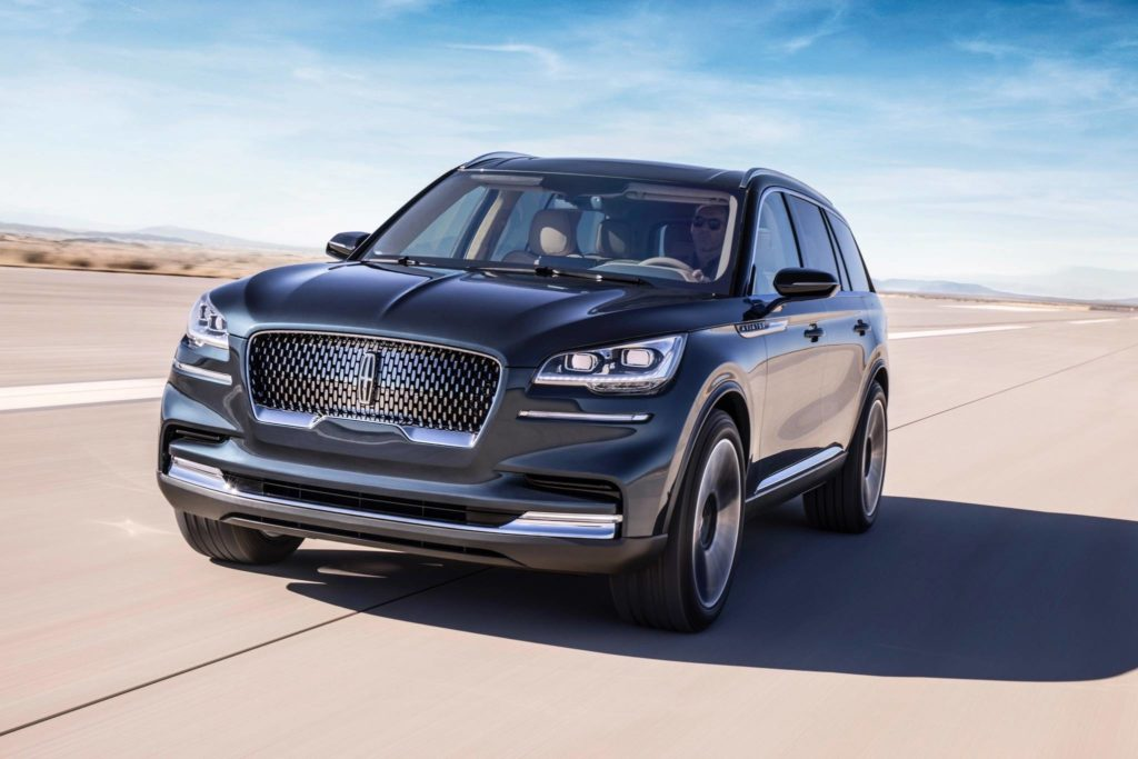 Lincoln takes its luxury utility vehicle to new heights