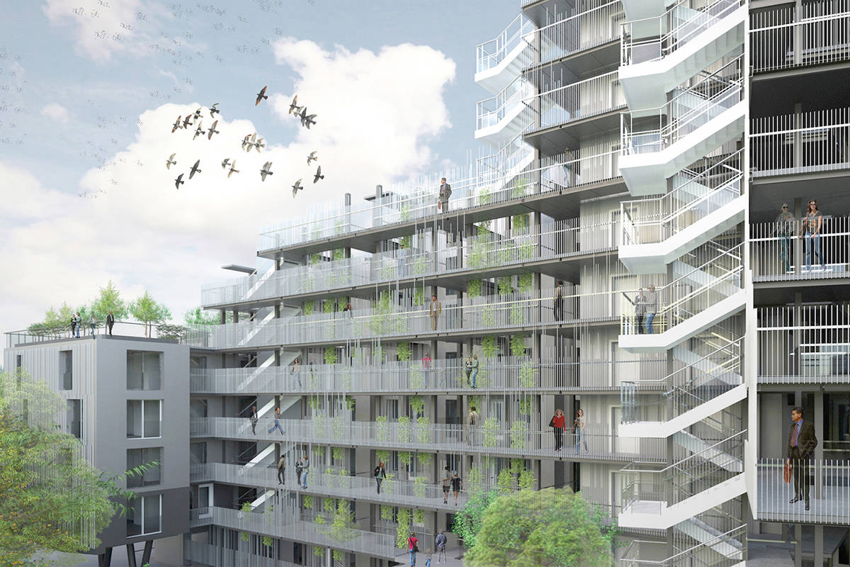 Mass-timber project in Esquimalt switches from condos to rentals