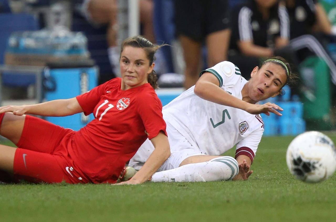 Canadian Women Qualify For Tokyo Olympics With Hard Fought Win Over Costa Rica Saanich News
