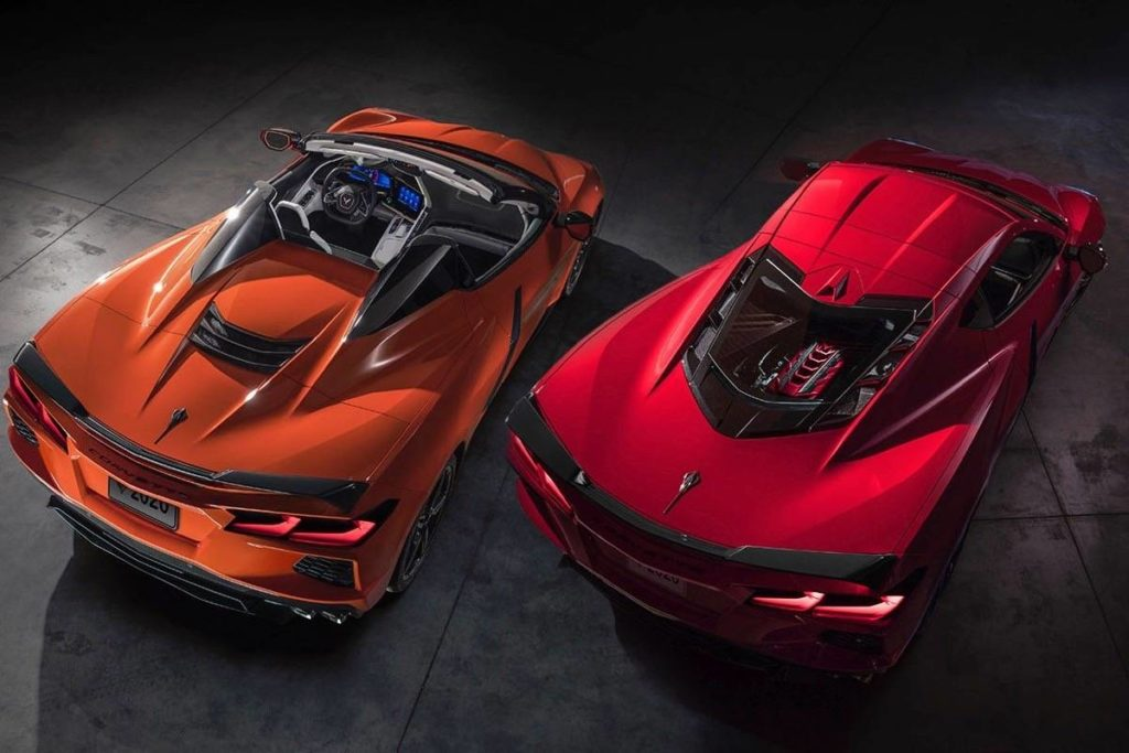 Get to know the 2020 Chevrolet Corvette Stingray