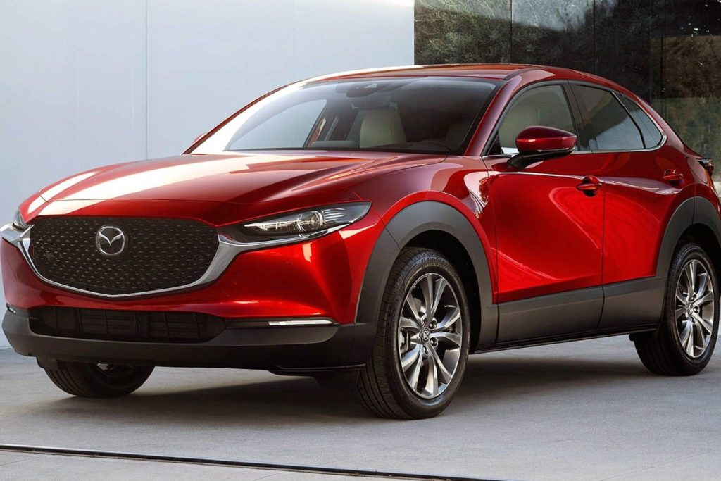 A sweet ride that fits in Mazda's sweet spot
