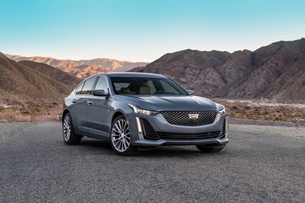 Under the hood: Cadillac CT5