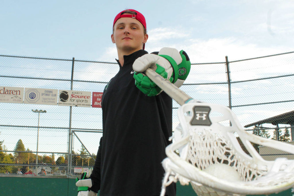 Calgary Roughnecks draft young Saanich lacrosse star for coming NLL season - Saanich News