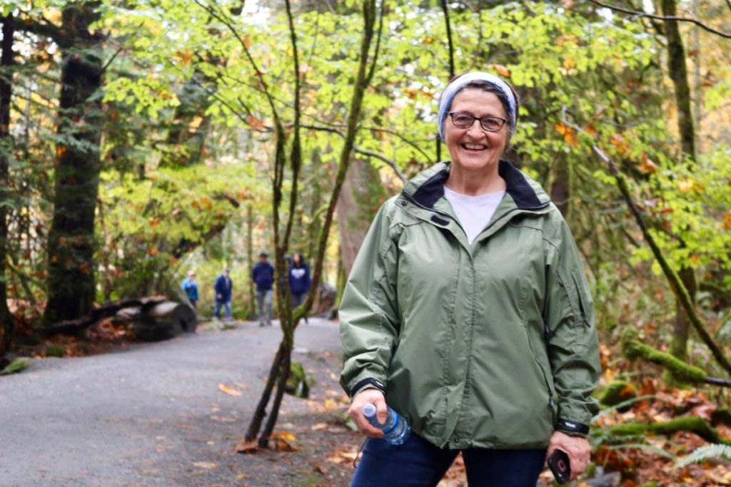 PHOTOS: Visitors flock to Goldstream Provincial Park for 2020 salmon run - Saanich News