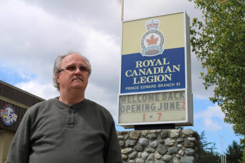 Plans for new Legion in Langford include low-cost housing for seniors - Saanich News