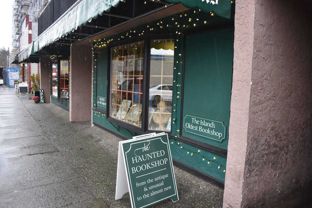 Longtime owner of Sidney's Haunted Bookshop closes chapter with sale - Saanich News