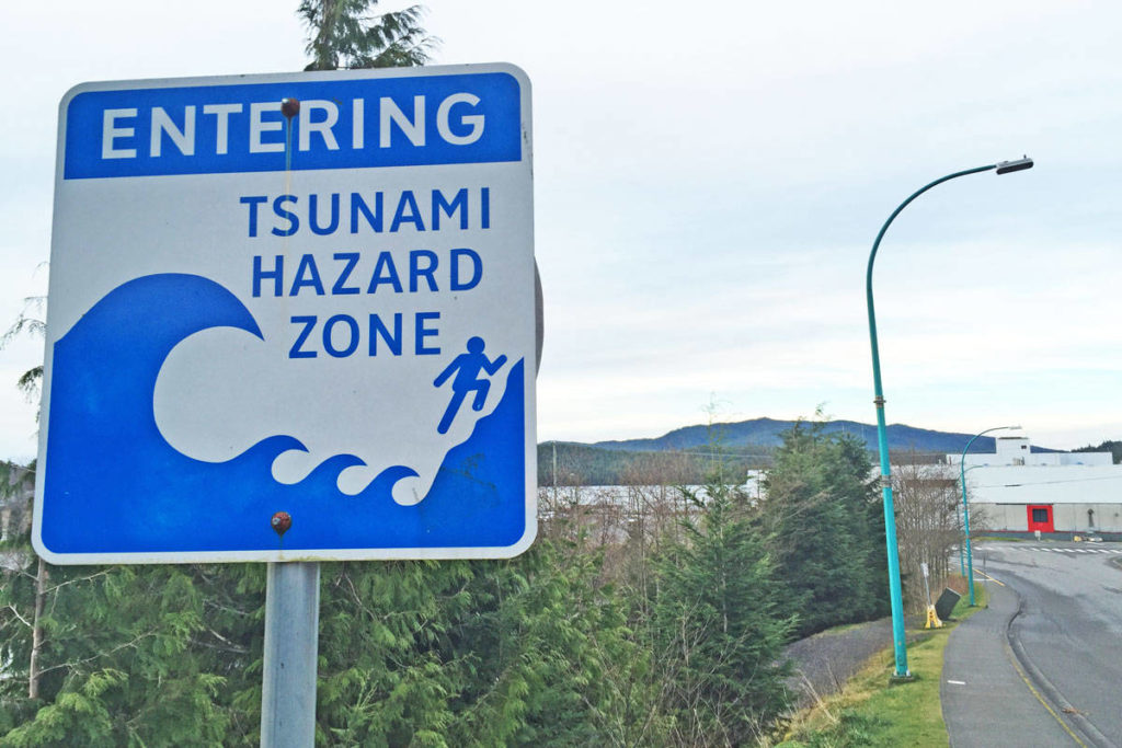 Tsunami preparation in the forefront across Greater Victoria - Saanich News