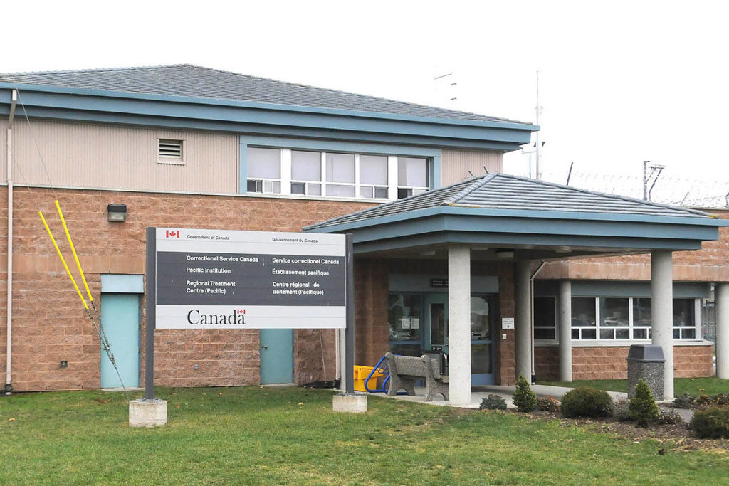 Inmate with ties to Victoria dies in Abbotsford institution - Saanich News