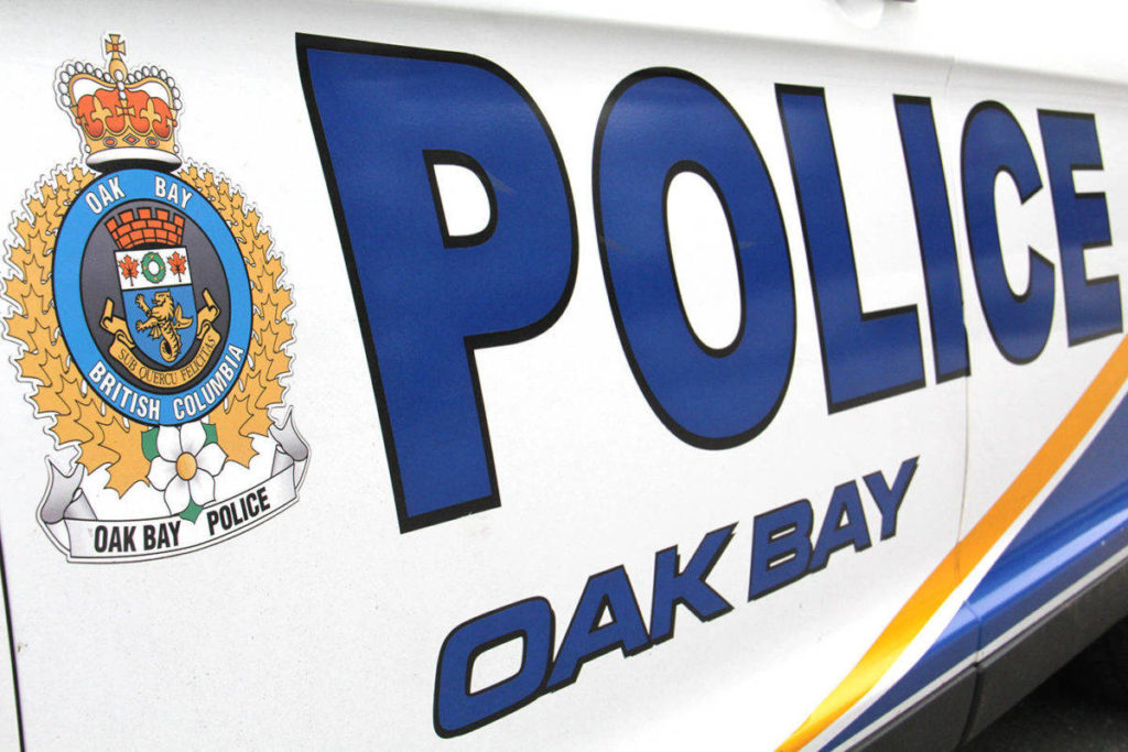 Driver in Oak Bay caught going 67 km/h over speed limit - Saanich News