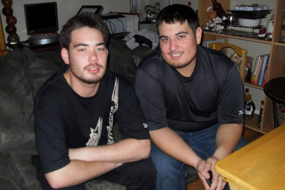 Kamloops brothers identified as pair found dead near Penticton - Saanich News