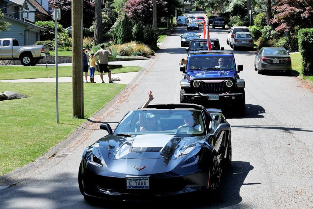 Rolling show and shine ready to cruise Sidney through Saanich - Saanich News