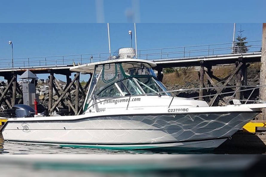 RCMP seek assistance after boat was stolen from Vancouver Island marina - Saanich News