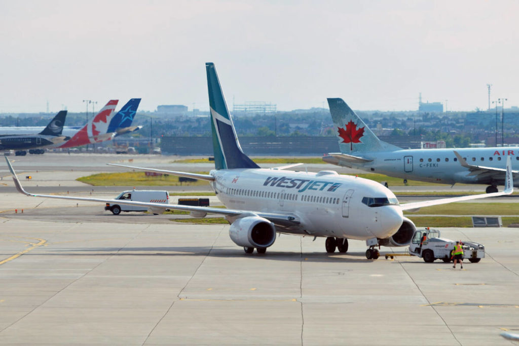 COVID-19 exposure reported on flight from Calgary to Victoria - Saanich News