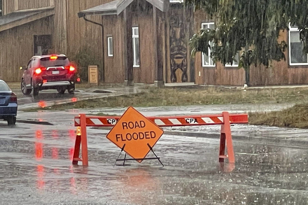 Heavy rain alert issued for Greater Victoria - Saanich News